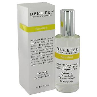 Demeter sawdust cologne spray by demeter 428946 120 ml