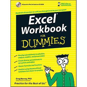 مصنف Excel للدمى من قبل جريج هارفي