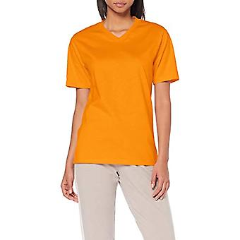 Trigema 537203 T-Shirt, Orange (Mandarin 062), XXX-Large Woman