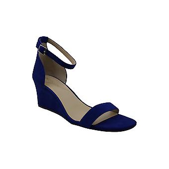 Enzo Angiolini Womens Shalyn Open Toe Casual Ankle Strap Sandals
