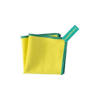 FINGERPRINTS Cleaning Cloth Yellow Sunglasses