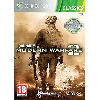 Call Of Duty 6 Modern Warfare 2 (Classics) Game XBOX 360