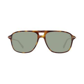 Men's Sunglasses Hackett HSB865138P56 Brown (ø 56 mm)