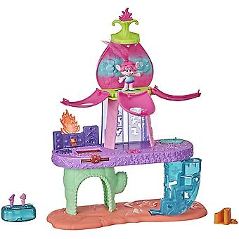 Trolls Blooming Pod Stage Playset