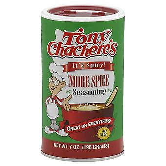 Tony Chacheres Ssnng More Spice, Case of 6 X 7 Oz