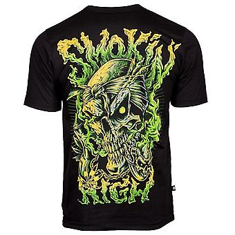 Extreme Hobby - SMOKING HIGH - Heren T-Shirt