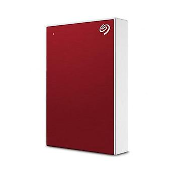 5Tb Seagate One Touch Portable Red
