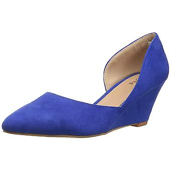 Journee Collection Womens Lenox Closed Toe Wedge Pumps