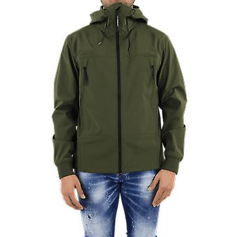 C.P.Company Outerwear - Short Jacket Green 10CMOW013005968A683Outerwear