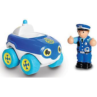 WOW Toys Police Car Bobby
