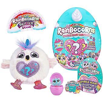 9214H Rainbocorns Sparkle Heart Surprise S2 Flamingo