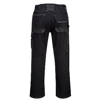 sUw Mens כותנה עבודה מכנסיים