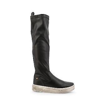 Roccobarocco - Sapatos - Botas - RBSC1J501STD-NERO - Mulheres - Schwartz - EU 37