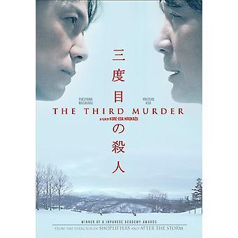 Third Murder [Blu-ray] USA import