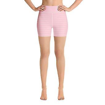 Hosiery striped leggings capris shorts
