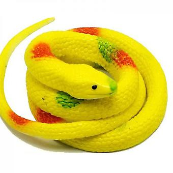 Realistic Rubber Fake Snake Toy For Garden Props And Practical Jokes