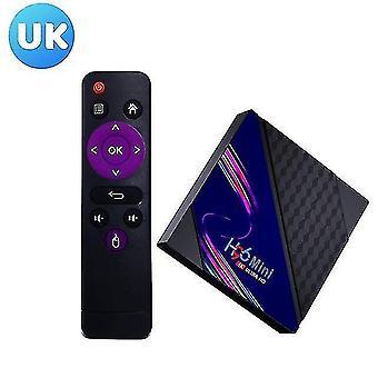 Audio converters h96 mini v8 rk3228a 4k hd network player media player tv box 2+16g android10.0 Smart set-top box