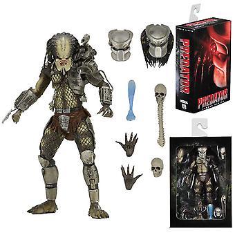 Predator Figuren Aliens Figur Clan Chief Xenomorph Lab Escape Flüchtige Raubtiere