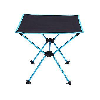 ピクニックキャンプや釣りに適したミニ屋外折りたたみテーブル