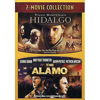 Hildago/Alamo [DVD] USA import