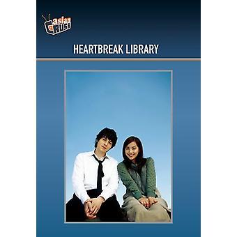 Heartbreak Library [DVD] USA import