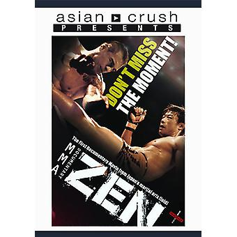 Mma Zen [DVD] USA import