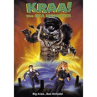 Kraa! the Sea Monster [DVD] USA import