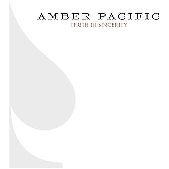 Amber Pacific - Truth Is Sincerity [CD] USA import