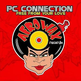 PC Connection - Free From Your Love [CD] USA import