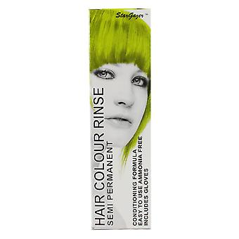 Stargazer Semi-Permanent Conditioning Hair Colour Lime 70ml