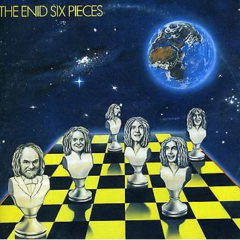 Enid - Six Pieces [CD] USA import