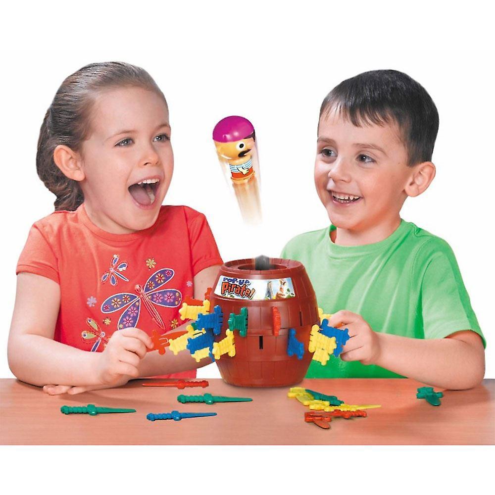 Tomy popup pirat - barna leker (T7028)