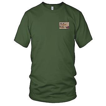 Hellige krigen Holy Shit brodert Patch - damer T skjorte
