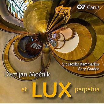 Mocnik / Kammarkor / Graden - Et Lux Perpetua [CD] USA import