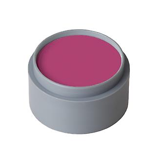Make-up en wimpers Water make-up Pure diep roze