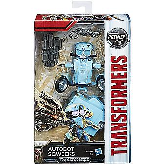 Transformere sidst ridder Premier Edition Deluxe Autobot Sqweeks figur