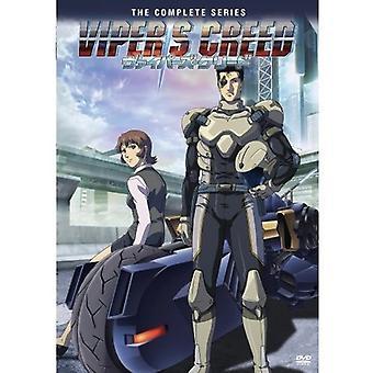 Viper Creed: saison 1 USA [DVD] import