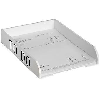 Hill Interiors To Do Text Design Document/Office Tray