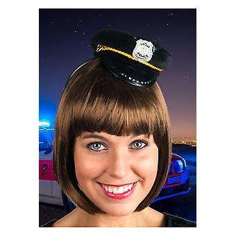 Kapelusze kobiety trochę sexy policji kapelusz