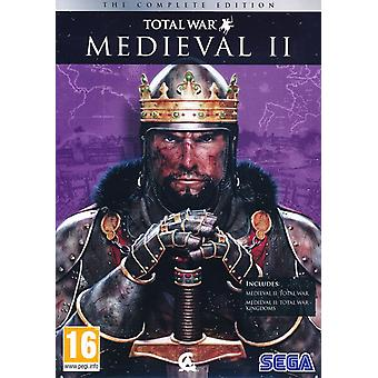 Medieval 2 Total War - The Complete Collection PC DVD Game
