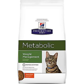 Hill's Prescription Diet Metabolic (Cats , Cat Food , Dry Food)