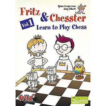 Fritz Chesster Vol 1-nytt