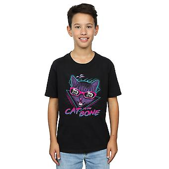 Vincent Trinidad Boys Cat To The Bone T-Shirt