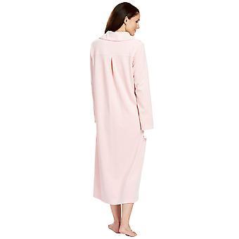 Feraud 3883036-10013 Vestaglia donna in cotone rosa pesca Robe Loungewear vasca
