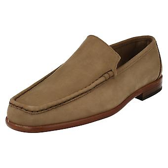 Mens Grenson Moccasin Shoes Milano