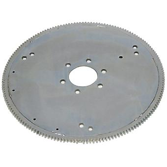 PRW 1832720 Silver Quik Launch 153-Teeth Internally Balanced Flexplate for Small Block Chevy
