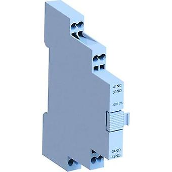 WEG ACBS-11S Auxiliary switch 10 A 1 maker, 1 breaker 1 pc(s)