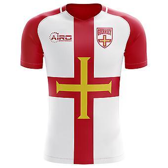 Koszulka piłkarska Home Concept 2018-2019 Guernsey