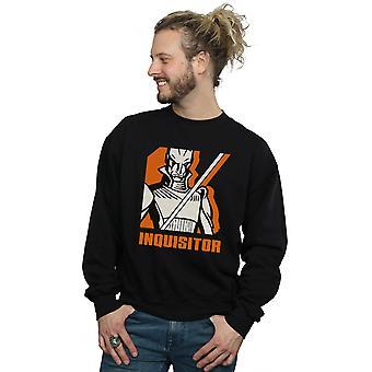 Star Wars Men's Rebels Inquisitor Sweatshirt