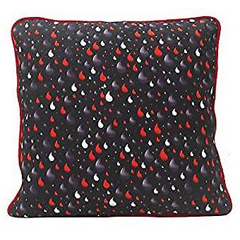 English Weather Design Cushion